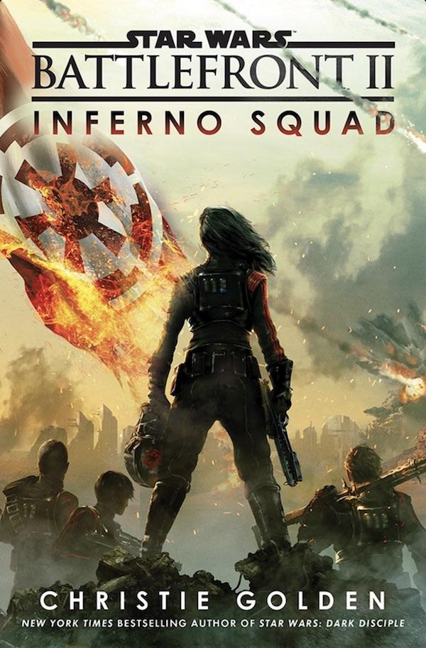 Christie Golden Star Wars Battlefront II Inferno Squad