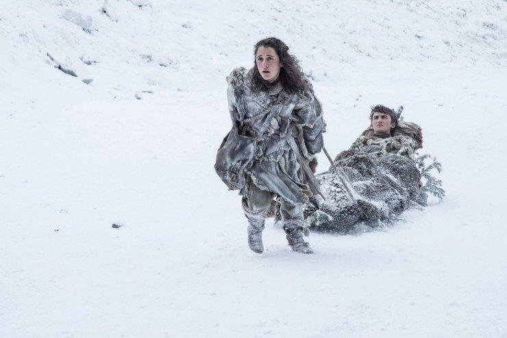 Game of Thrones season 7 photos Bran