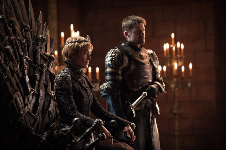 Game of Thrones season 7 photos Cersei Jamie