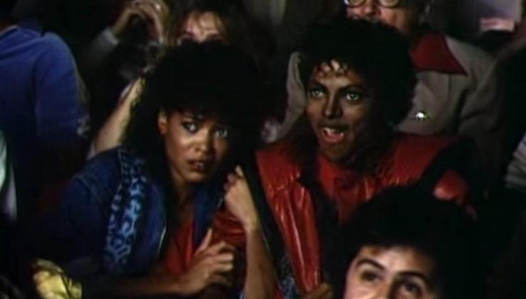 Michael Jackson, Thriller