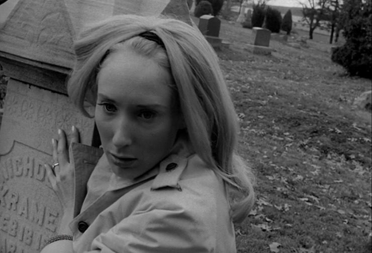 Night of the Living Dead, Barbara