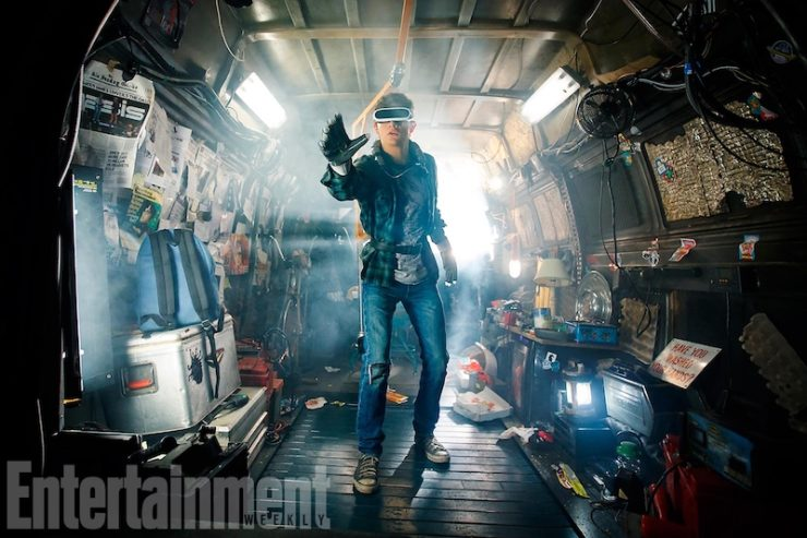 Ready Player One first look