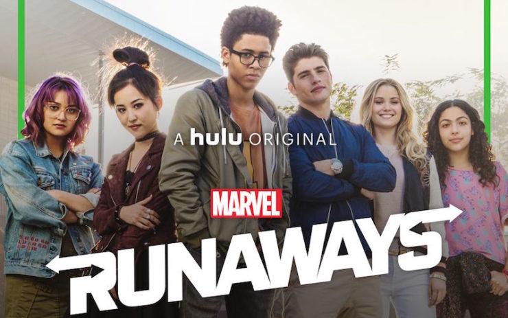 Runaways Marvel Hulu TV adaptation premiere date