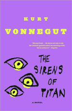The Sirens of Titan adaptation Kurt Vonnegut