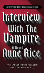 The Vampire Chronicles optioned Anne Rice