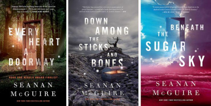 Wayward Children Seanan McGuire series