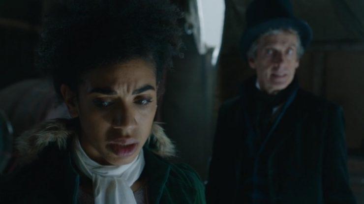 Doctor Who, season 10, Thin Ice