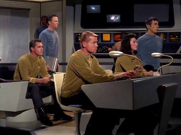 Pike Spock Enterprise