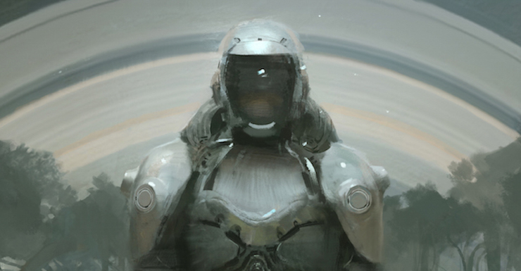 Blog Post Featured Image - Meet Murderbot in Chapter One of Martha Wells' All Systems Red