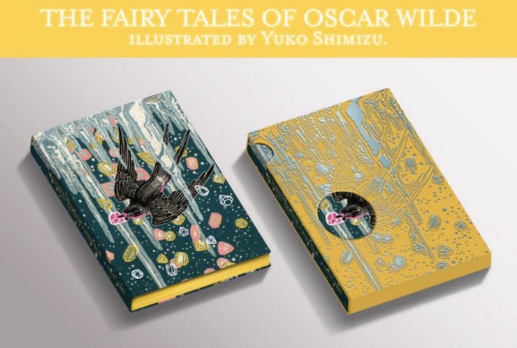 Beehive Books, Fairy Tales of Oscar Wilde, Yuko Shimizu