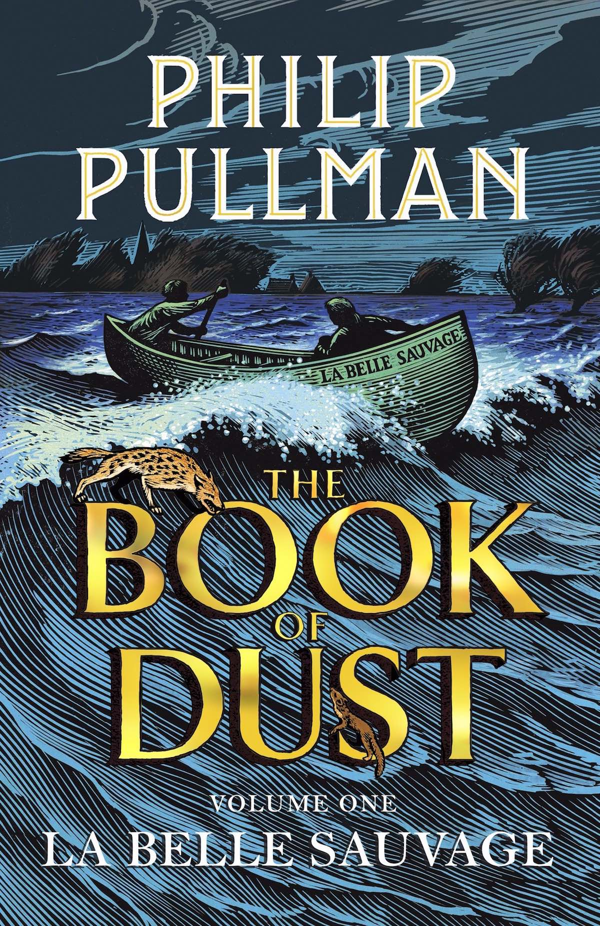 Book Cover Forros Uk : Behold the covers for philip pullman s book of dust