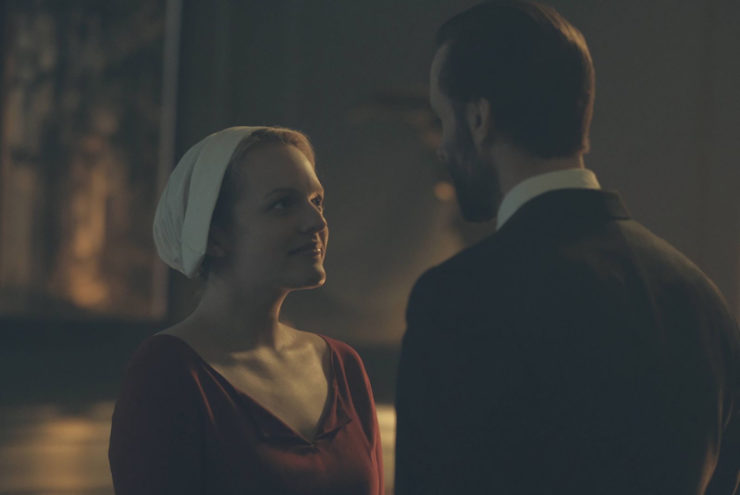 "The Handmaid's Tale 1x09 ""The Bridge"""