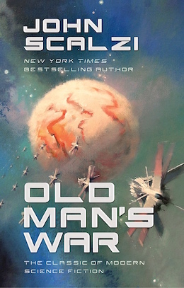 A Spoiler-Free Impression of John Scalzi's Old Man's War