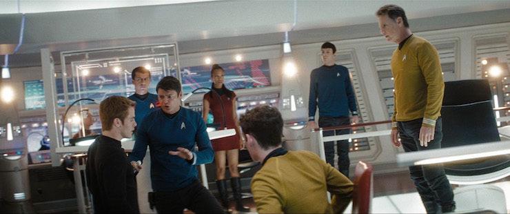 Star Trek The Original Series Rewatch: Star Trek (2009