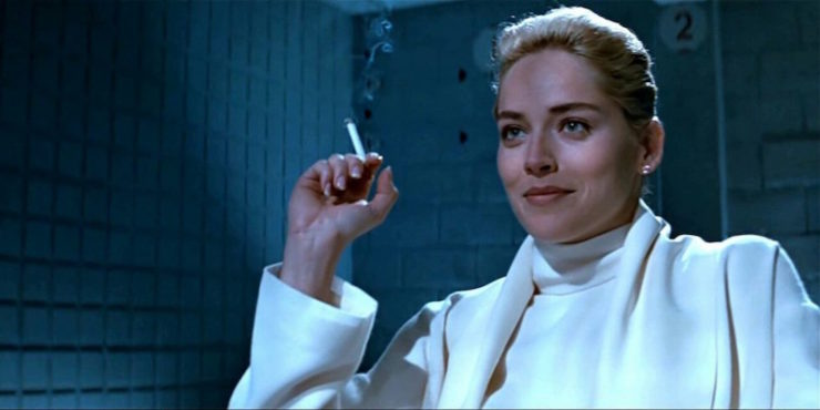 Basic Instinct, Sharon Stone