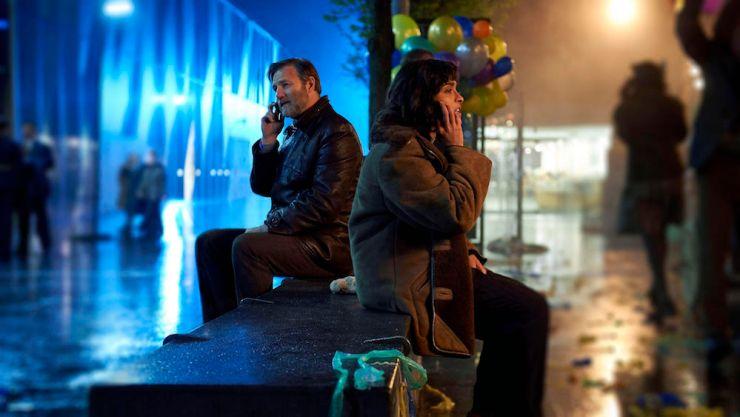 The City & the City TV adaptation