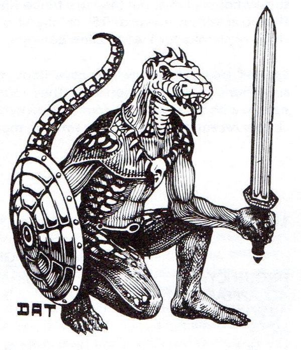 D&D Illustrator David A  Trampier Is One of the Best Fantasy
