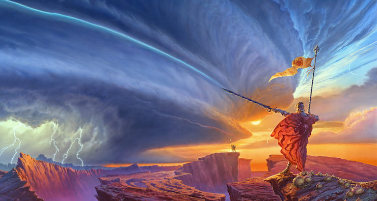 Before Oathbringer, Refresh Your Memory on the Stormlight Archive ...