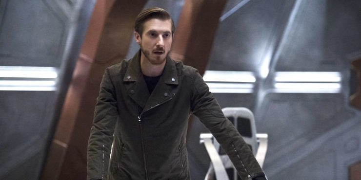 Arthur Darvill, Legends of Tomorrow