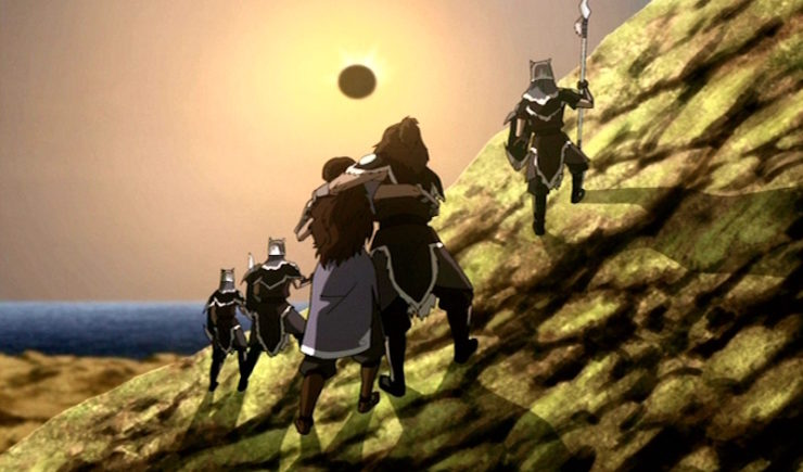 Avatar: The Last Airbender, the Day of Black Sun