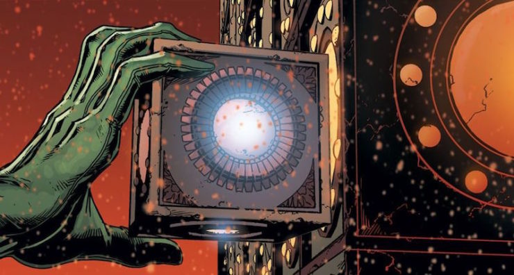 DC Comics, Mother Box