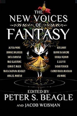 The New Voices of Fantasy edited by Peter S. Beagle Jacob Weisman book review