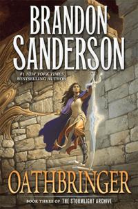 Oathbringer Brandon Sanderson