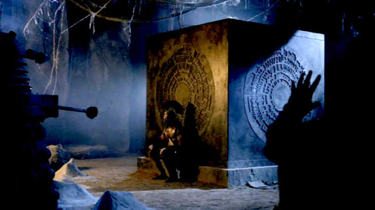The Pandorica, Doctor Who