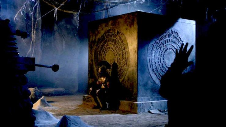 The Pandorica, Doctor Who