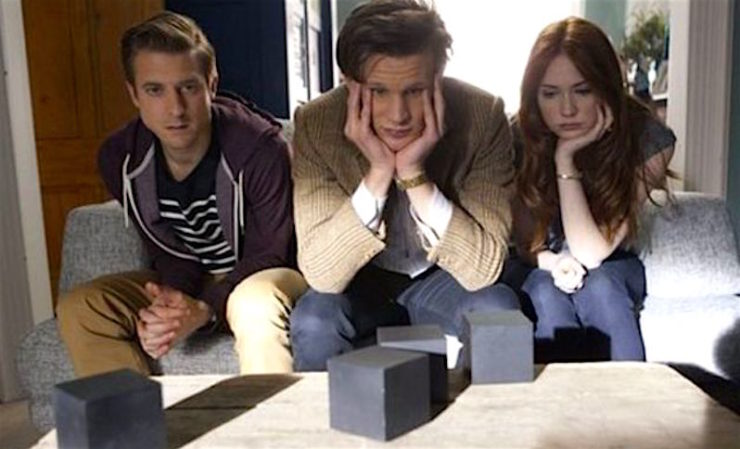 Cubes, Doctor Who, The Power of Three