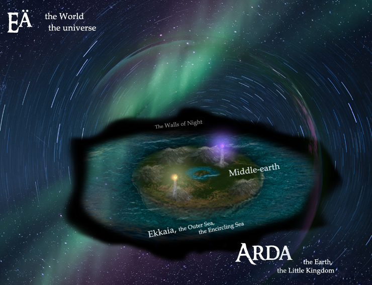 Meet The Valar And The Foundations Of Middle Earth Tor