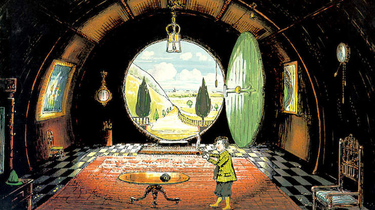The Merry World of J.R.R. Tolkien's The Hobbit