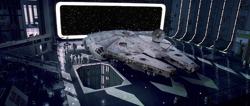 """Where Did the Name """"Millennium Falcon"""" Come From, Anyway"""