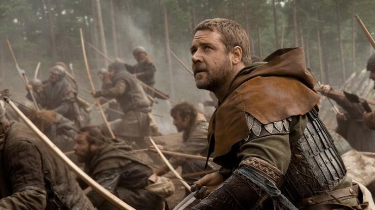 ranking Robin Hood Russell Crowe Ridley Scott