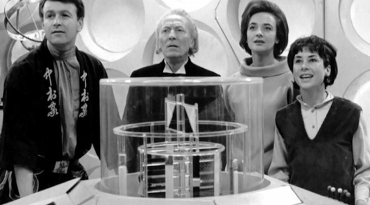 First Doctor companions
