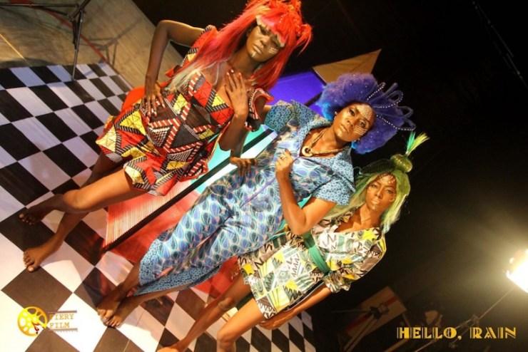 Nnedi Okorafor Hello, Moto adaptation Hello, Rain cast witches Afrofuturism Fiery Film