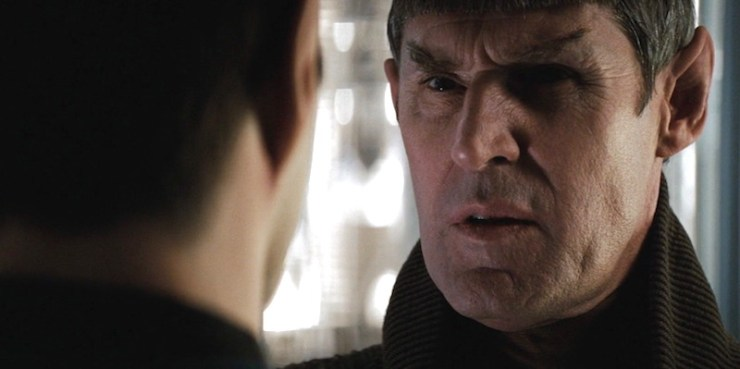 Star Trek 2009, Sarek