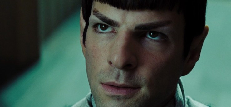 Star Trek 2009, Spock