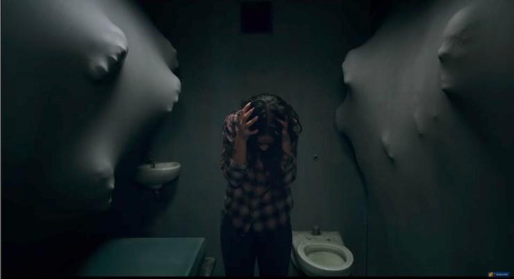 The New Mutants trailer X-Men horror Maisie Williams