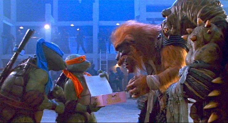 Cowabunga Teenage Mutant Ninja Turtles 1990