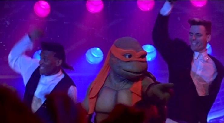 """Cowabunga!"""" — Teenage Mutant Ninja Turtles (1990), Teenage"""