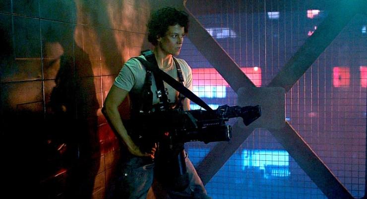 Ripley, Aliens