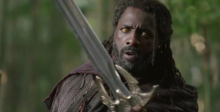 Idris Elba, Elrond