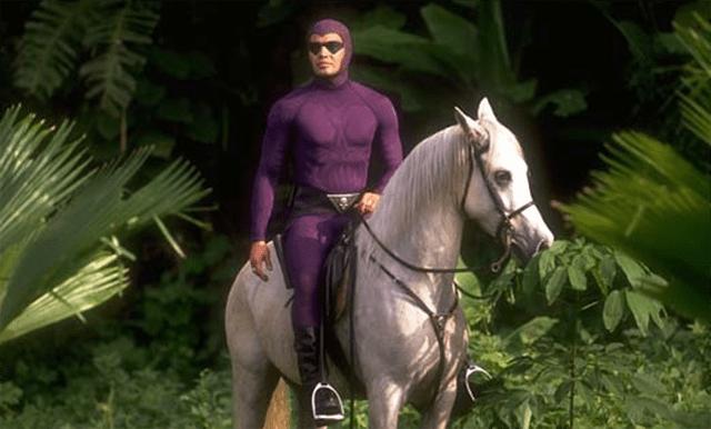 The Phantom 1996 movie horse