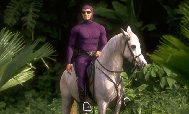 The Phantom 1996 movie horse