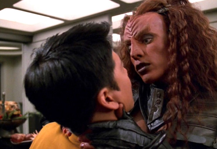 Star Trek: Voyager, Harry Kim, Prophecy