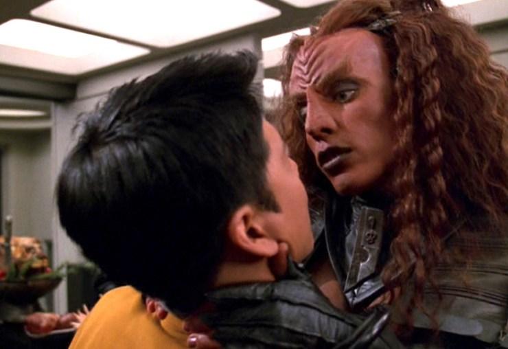 Star Trek: Voyager, Harry Kim, Prophecy