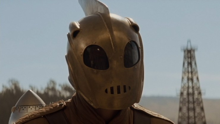 The Rocketeer movie