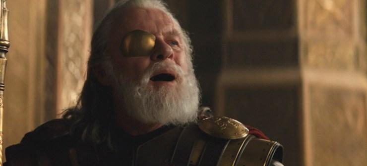 Thor: The Dark World, Odin