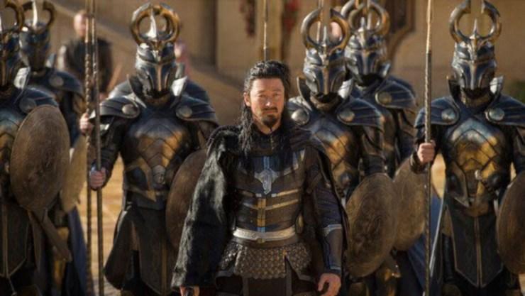 Thor: Ragnarok, Hogun